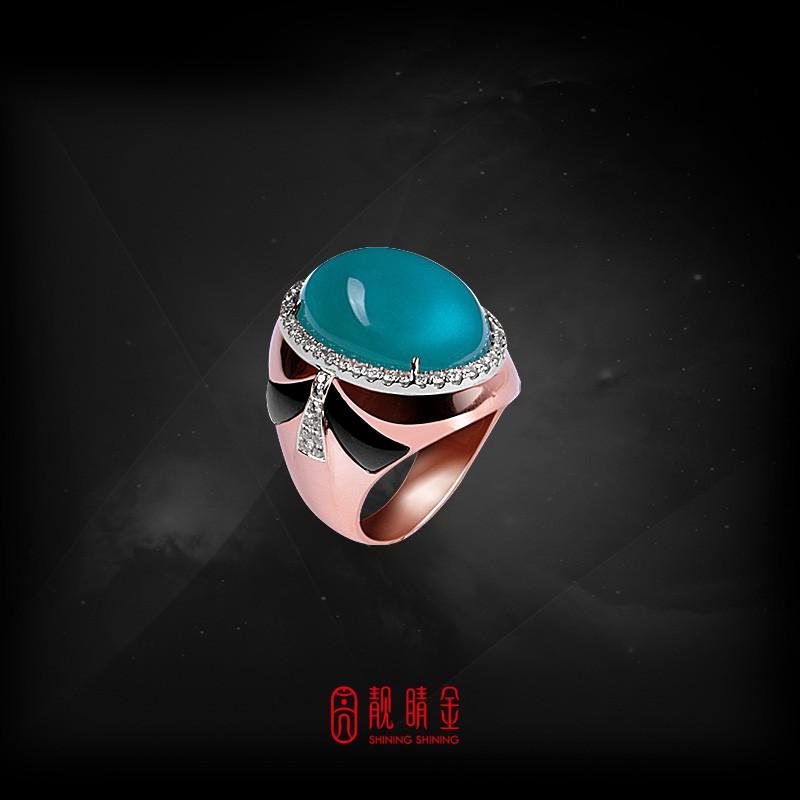 26.23克拉台灣藍寶戒(珍藏品,請來電洽詢)