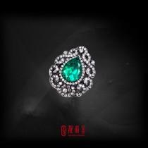 GRS4.38克拉祖母綠戒指(已承蒙收藏)