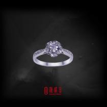 GIA50分-52分G/VS1鑽石女戒(GIA鑽石以時價計算,請來電洽詢)